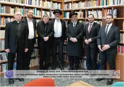 Foto Orthodoxe Rabbinerkonferenz Deutschland