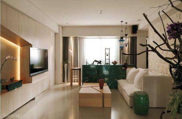 Asian Inspired Interior Design