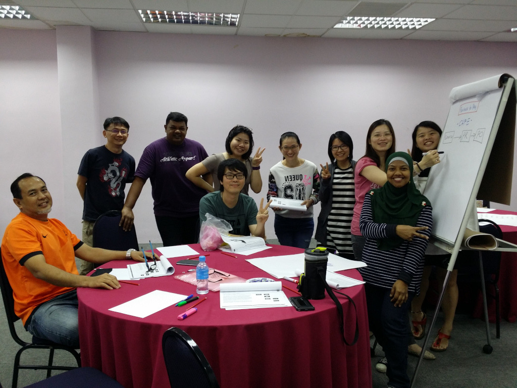 ACCA GBS Blended Learning Workshop Public Class