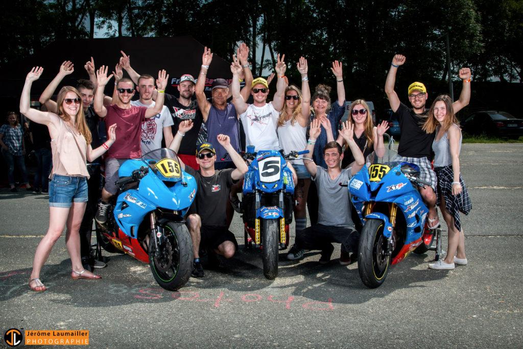 Inscription moto club piste team