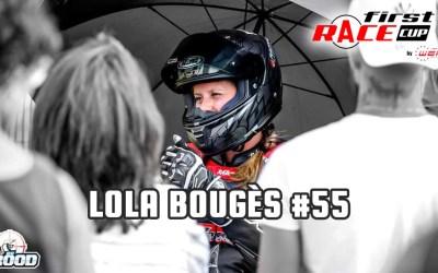 CR FIRST RACE CUP 2021 Circuit Carole avec Lola Bougès #55