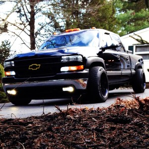 2002 Chevy 2500HD Built By Gary T