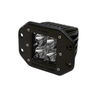 Rigid Industries Dually Flush Mount LED Light