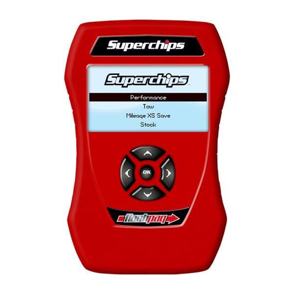 Superchips 3840 Flashpaq Tuner