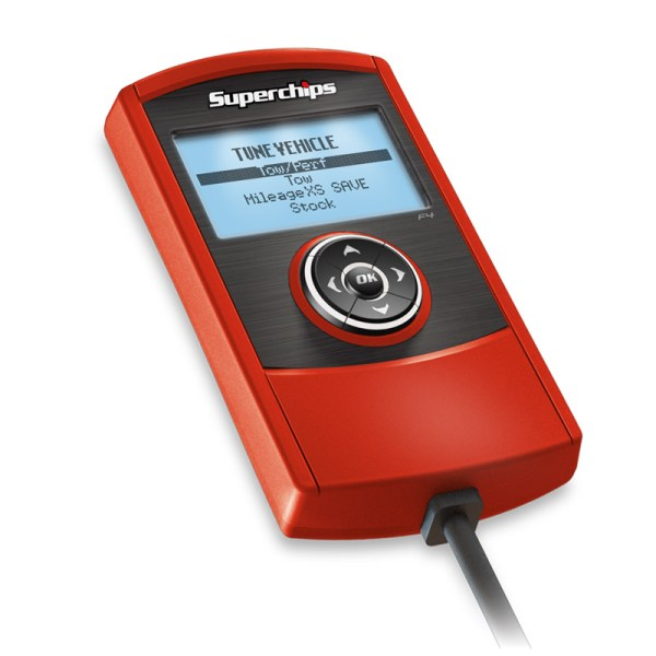 Superchips 3842 F4 Flashpaq Tuner