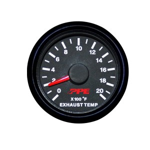 PPE 517010000 Pyrometer (Exhaust Gas Temperature) Gauge