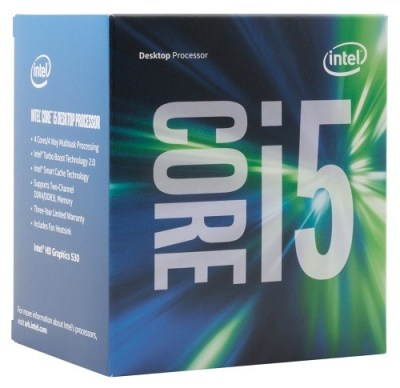 Intel Boxed Core I5-6500