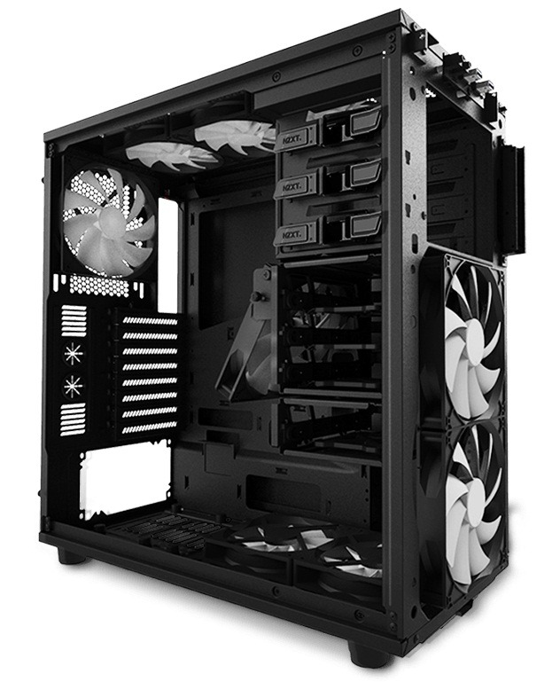 Nzxt Source 530 Cooling