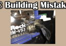 24 Common mistakes newbies make building a PC