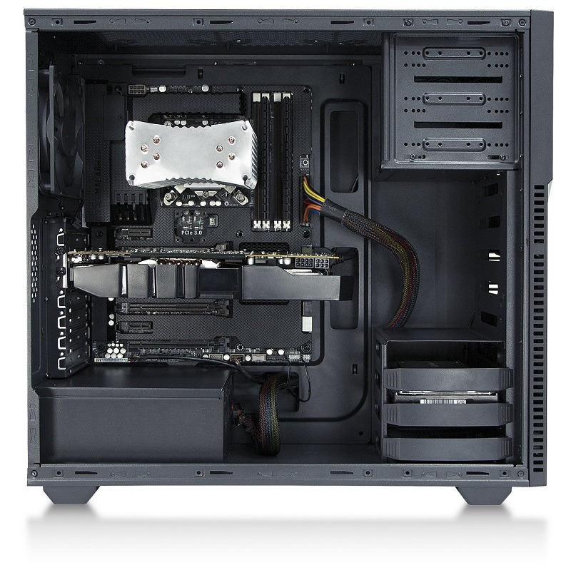 Rosewill TYRFING ATX Mid Tower Gaming Computer Case