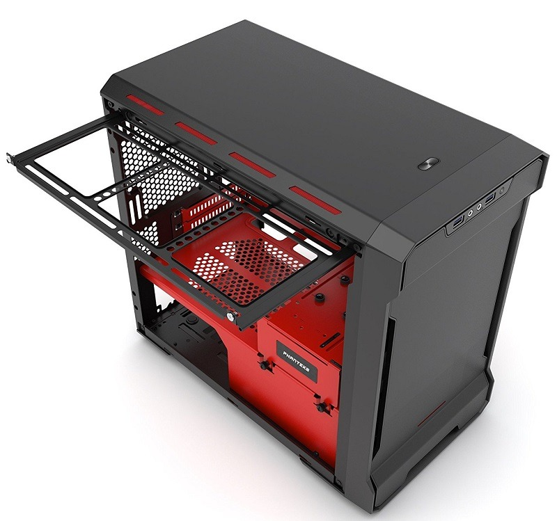 Phanteks Enthoo Evolv Mini-ITX case 4