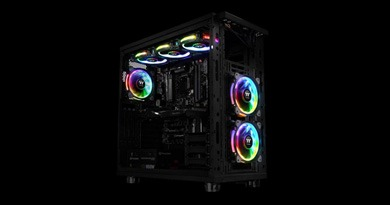 Riing Plus 12 LED RGB Radiator Fan featured image