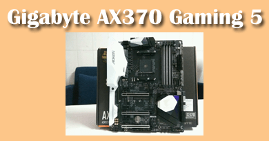 Gigabyte Aorus X370 Gaming 5 motherboard review