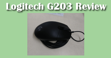 Logitech G203 review