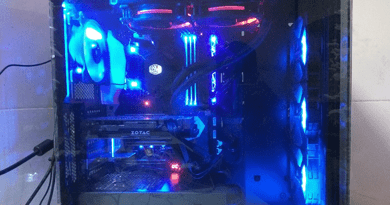My Personal build update and Ryzen 1700X benchmarks