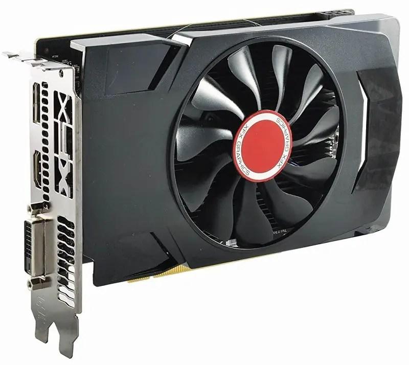 XFX RX 560 2GB DDR5