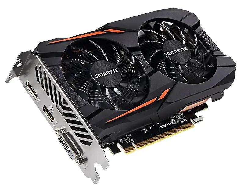 Gigabyte GIGABYTE Radeon RX 560 Gaming OC 4GB