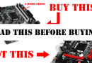 6 Things you must know before buying a motherboard