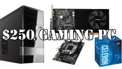 $250 Gaming PC