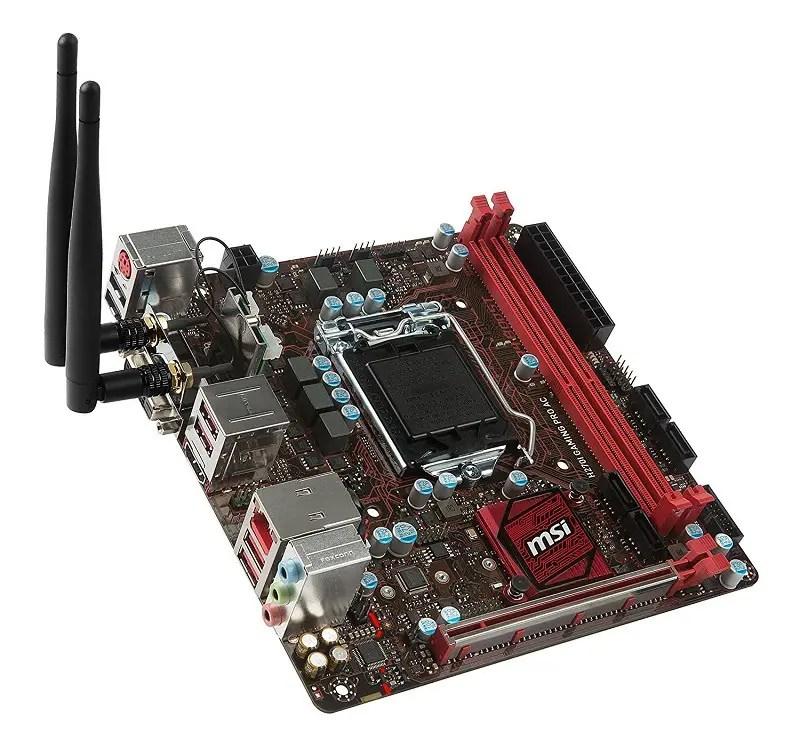 MSI Gaming Intel H270I GAMING PRO AC 1