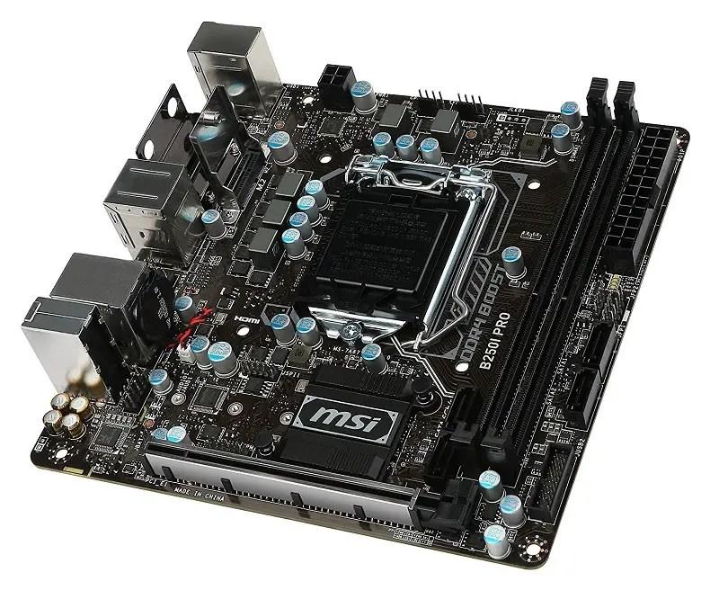 MSI Pro Series B250I PRO