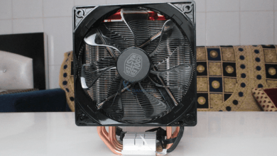 Cooler Master Hyper 212 Turbo LED Featured