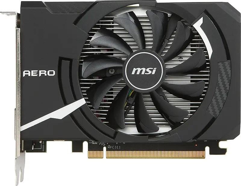 MSI GAMING Radeon RX 560 2GB