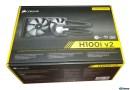 Corsair Hydro Series H100i v2 liquid CPU cooler review