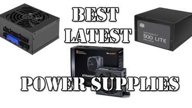 best latest power supplies