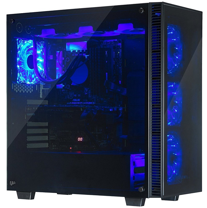Rosewill ATX Mid Tower CULLINAN