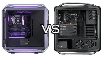 Cooler master C700P vs Cosmos II featured