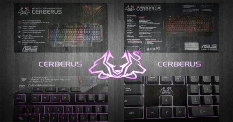 Asus Cerberus MKII Featured