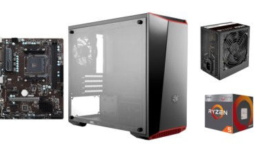 build the best 500 gaming pc in 2018 xtremegaminerd
