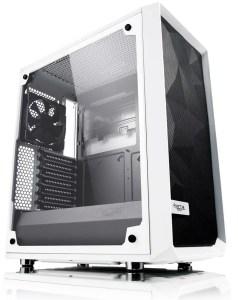 Fractal Design Meshify C White-TG