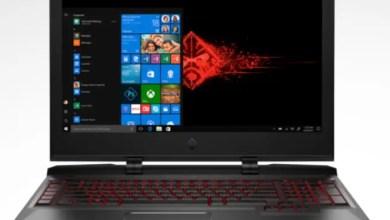 HP Omen X gaming laptop