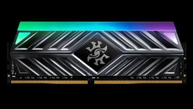 ADATA 5000 MHz DDR4