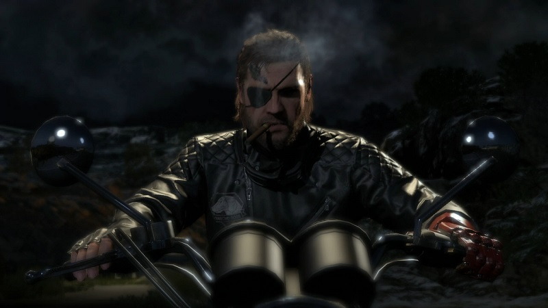 Konami released a new update for Metal Gear Solid V