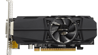 Gigabyte GTX 1050 3GB OC Low profile