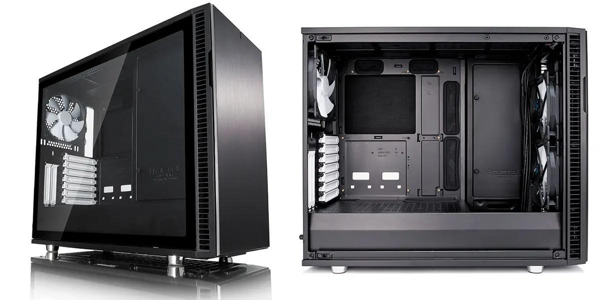 Fractal Design Define R6 TG Black