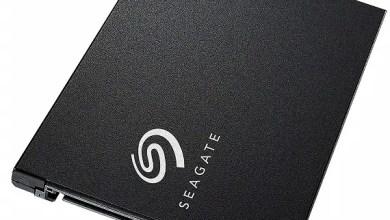 Seagate 500GB BarraCuda SSD