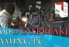 $200 Dealbreaker Gaming PC 1