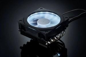 Phanteks RGB CPU cooler 5