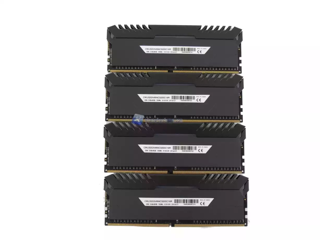 Corsair Vengeance LED 3200MHz CMU32GX4M4C3200C16R - Page 2 - Results from #3
