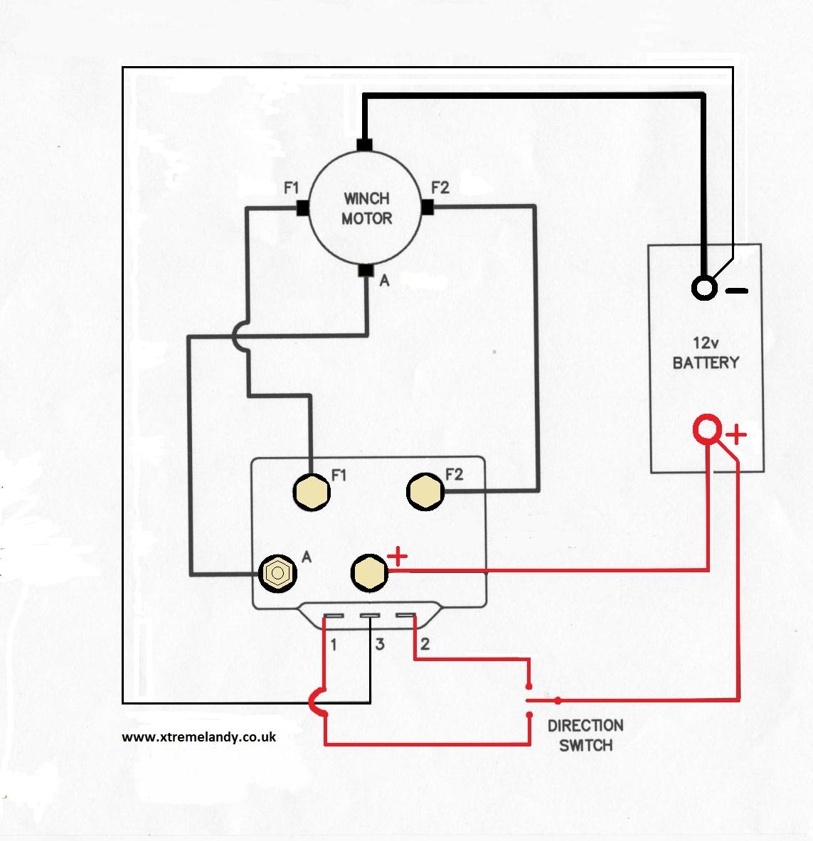 warn winch wiring diagram 2002 subaru wrx ecu remote get free image