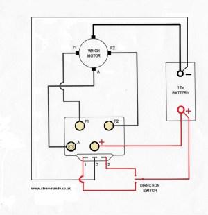 Warn Xd9000i 5 Pin Wiring Diagram | Wiring Diagram Database