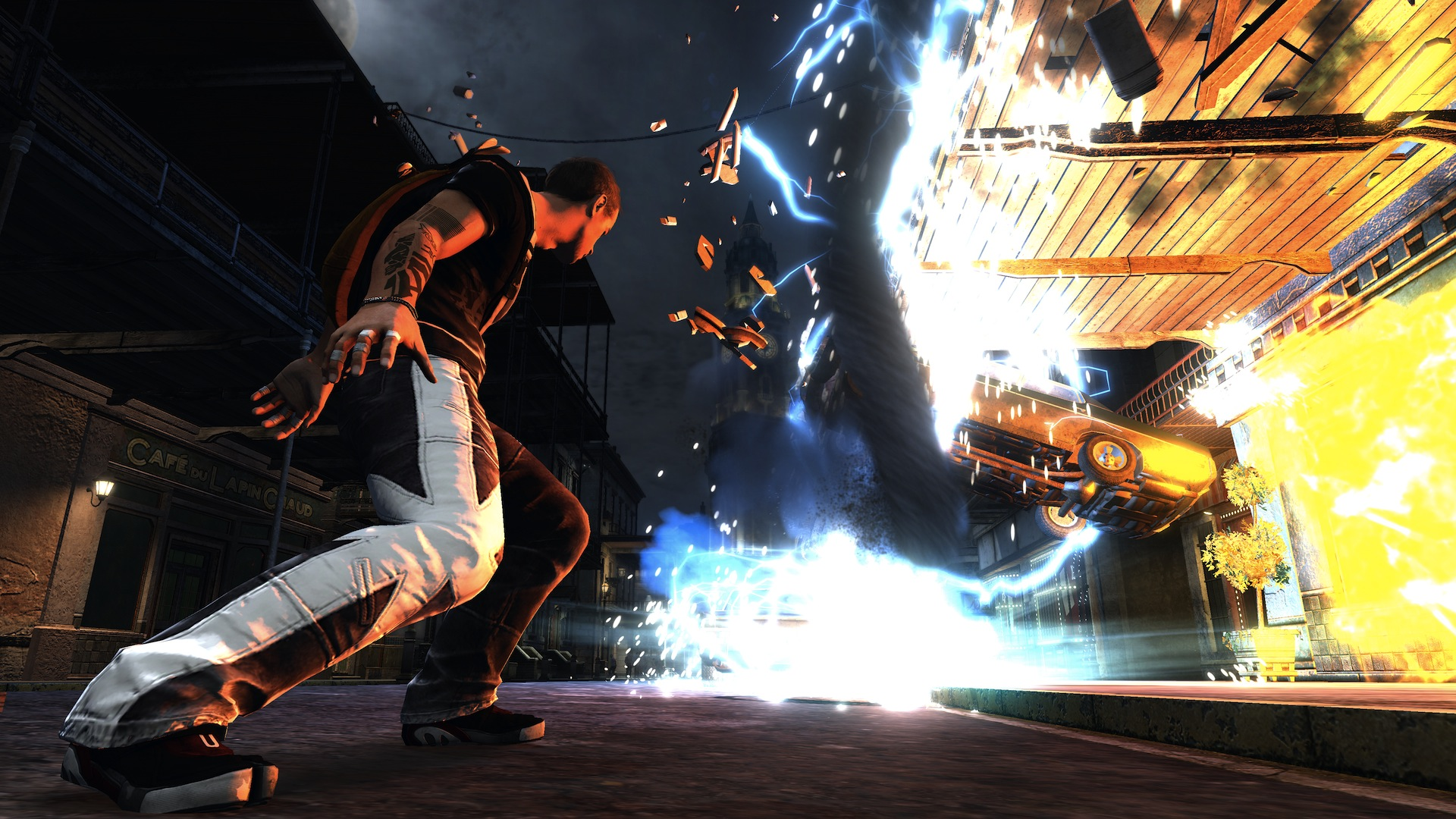Image result for INFAMOUS 2