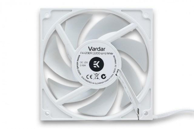 EK-Vardar F4-120 (2200rpm) white