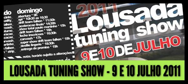 Lousada Tuning Show 2011