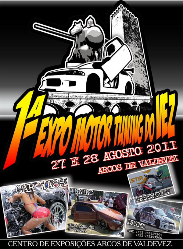 Expo Motor Tuning do Vez