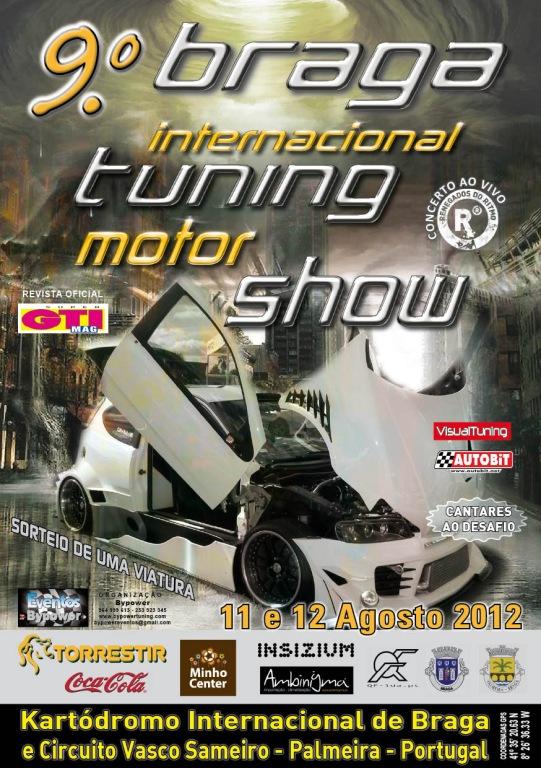 Braga Internacional Tuning Motor Show 2012